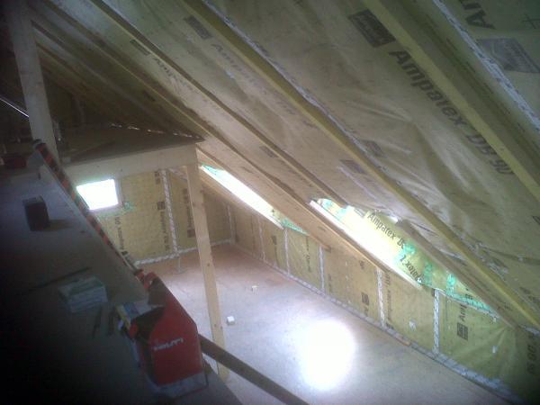 Isolation plafond Guérande